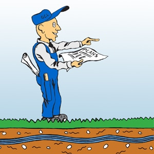 Geelong Cable Locations - Project Management cartoon