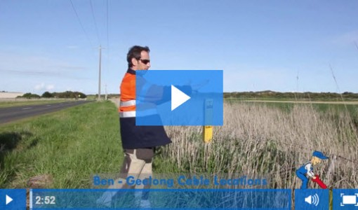 Video of Ben from Geelong Cable Locations, explaining how Telstra will come out and locate Telstra cables for free so that you don't have to pay for locations yourself