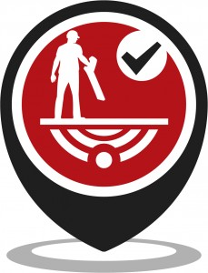 Dial Before You Dig Certified Locator logo - no words