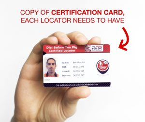 Dbyd Certification Is The Underground Utility Locator You